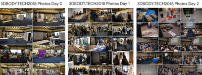 3DBODY.TECH 2018 photos